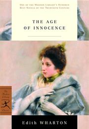 The Age of Innocence (Edith Wharton)