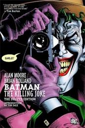 Alan Moore & Brian Bolland: Batman – the Killing Joke