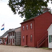 Indiana Territory State Historic Site, Indiana