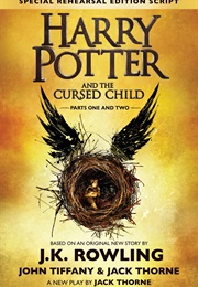 Harry Potter and the Cursed Child (J.K. Rowling, John Tiffany & Jack Thorne)