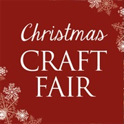 Go to a Christmas Craft Show