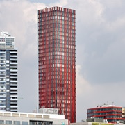The Red Apple, Rotterdam