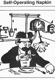 Rube Goldberg Inventions (Rube Goldberg)