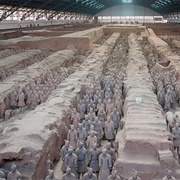 Terra Cotta Warriors, Xian, China