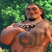 Moana Characters