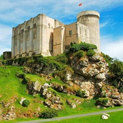 Falaise Castle, Birthplace of William the Conqueror