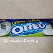Coconut Delight Oreo