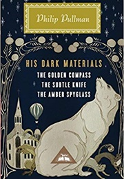 His Dark Materials: The Golden Compass, the Subtle Knife, the Amber Spyglass (Philip Pullman)