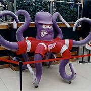 See a Red Wings Game and Throw an Octopus