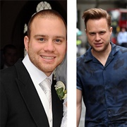 Olly Murs and Ben Hart