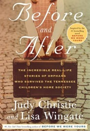 Before and After (Judy Christie)