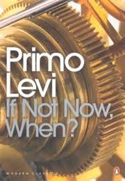 Primo Levi: If Not Now, When?