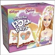 Barbie Sparkleberry Pop Tart