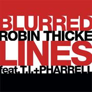 Blurred Lines - Robin Thicke Ft Ti and Pharell Williams