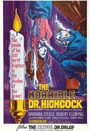 The Horrible Dr. Hitchcock