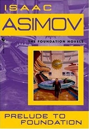 Prelude to Foundation (Isaac Asimov)