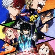 My Hero Academia Season 2