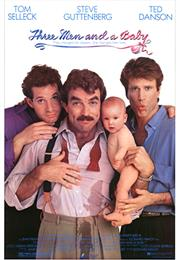 Three Men and a Baby (Leonard Nimoy)