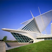 The Milwaukee Art Museum (Milwaukee, WI)