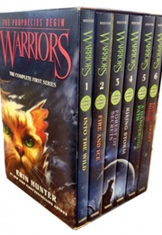 Warriors (Series) (Erin Hunter)