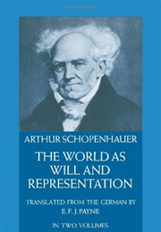 The World as Will and Representation (Arthur Schopenhauer)