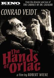 The Hands of Orlac (1923)