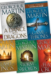 A Song of Ice and Fire (George R. R. Martin)