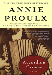 Accordion Crimes (Annie Proulx)