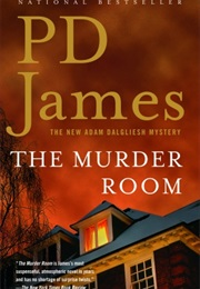 The Murder Room (P.D. James)