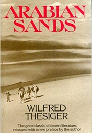 Arabian Sands (Wilfred Thesiger)