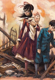 The Baudelaire Siblings - A Series of Unfortunate Events (Lemony Snicket)
