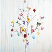 Decorate an Easter Tree