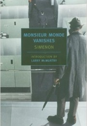 Monsieur Monde Vanishes (George Simenon)