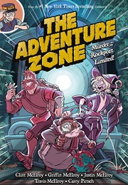 The Adventure Zone: Murder on the Rockport Limited! (Clint Mcelroy)
