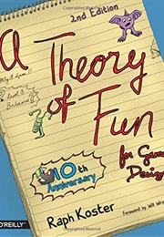 Theory of Fun for Game Design (Raph Koster)