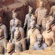 Qin Terra Cotta Warriors