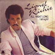 All Night Long (All Night) - Lionel Ritchie