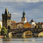 Charles Bridge (Karluv Most), Czech Republic
