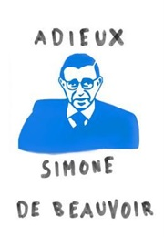 Adieux: A Farewell to Sartre (Simone De Beauvoir)