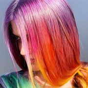 Dye My Hair a Crazy Colour
