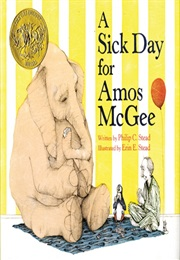 A Sick Day for Amos McGee (Philip Stead)