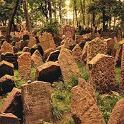 Old Jewish Cemetery-Prague
