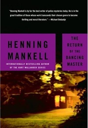 The Return of the Dancing Master (Henning Mankell)