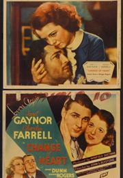 Change of Heart (1934)