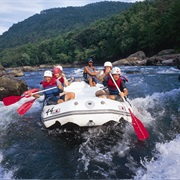Watersports in Southwestern Virginia, USA