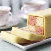 Battenburg Cake - Battenburg/Mountbatten Family