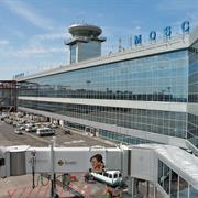 Moscow Domodedovo International Airport