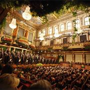 Attend a Classical Concert in Vienna