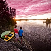 Adventure & Relax in Prince Albert National Park, Canada