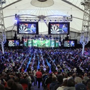 Watch Darts in Butlins